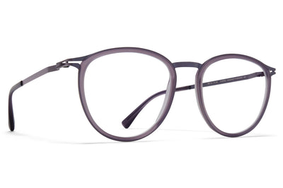 MYKITA - Hansen Eyeglasses Blackberry/Matte Smoke