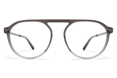 MYKITA - Helgi Eyeglasses Grey Gradient/Shiny Graphite