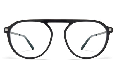 MYKITA - Helgi Eyeglasses Black/Silver/Shiny Black