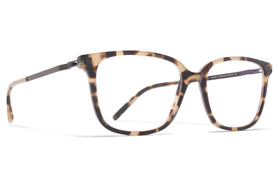 MYKITA - Inki Eyeglasses Chocolate Chips/Black