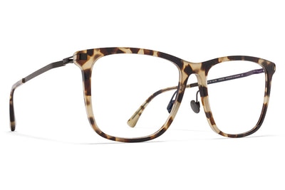 MYKITA Eyewear - Jovva with Nose Pads Chocolate Chips/Black
