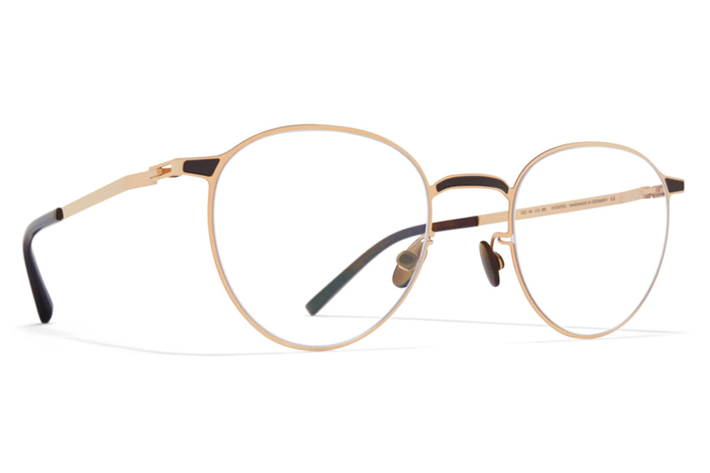 MYKITA - Jul Eyeglasses Champagne Gold/Dark Brown
