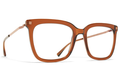 MYKITA - Kenda Eyeglasses Topaz/Shiny Copper
