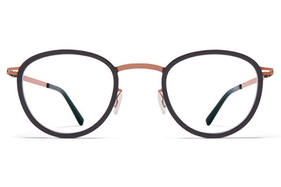 MYKITA - Kirima Eyeglasses Shiny Copper/Black