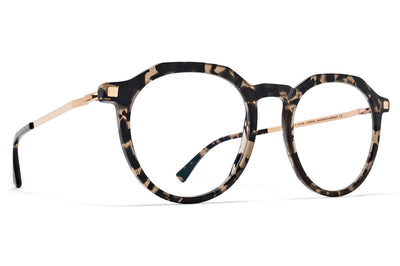 MYKITA - Lagon Eyeglasses Antigua/Champagne Gold