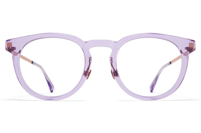 MYKITA - Lahti Eyeglasses Lavender Water/Purple Bronze with Nose Pads