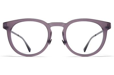 MYKITA - Lahti Eyeglasses Matte Smoke/Black with Nose Pads