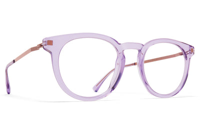 MYKITA - Lahti Eyeglasses Lavender Water/Purple Bronze