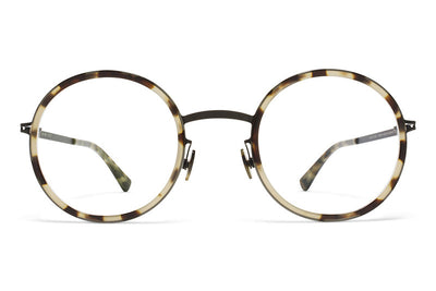 MYKITA Eyeglasses - Meja Black/Chocolate Chip
