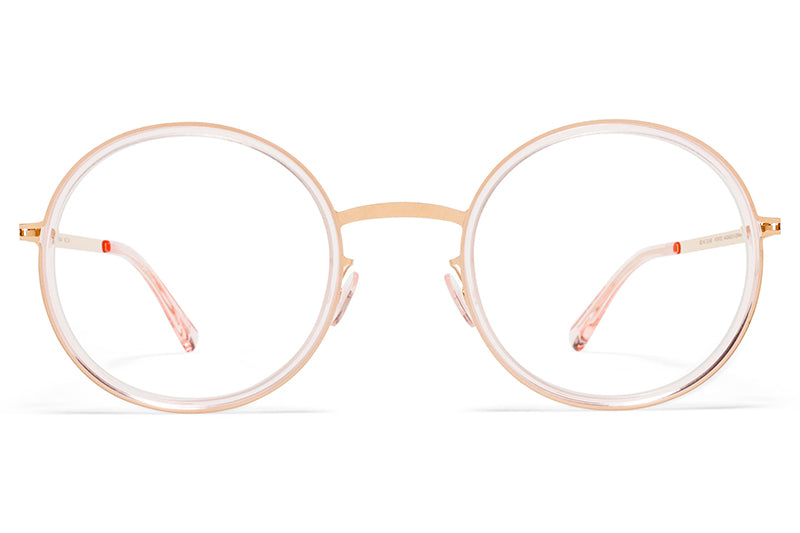 MYKITA - Meja Eyeglasses Champagne Gold/Rose Water
