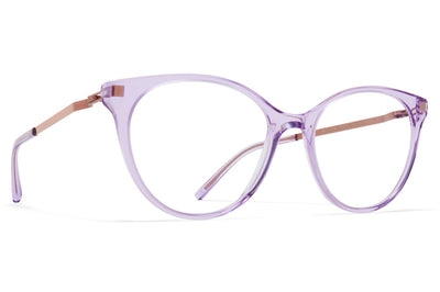MYKITA - Nanook Eyeglasses Lavender Water/Purple Bronze