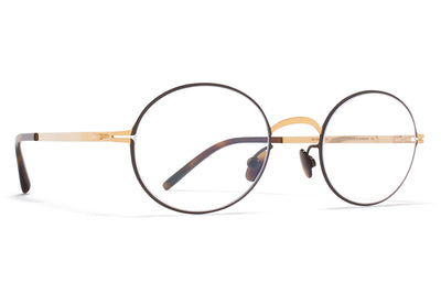 MYKITA - Nea Eyeglasses Gold/Dark Brown