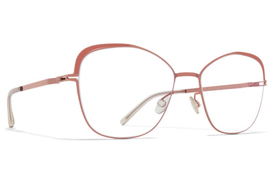 MYKITA - Neta Eyeglasses Purple Bronze/Pink Clay