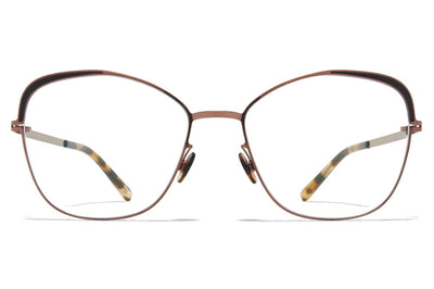 MYKITA - Neta Eyeglasses Shiny Copper/Black