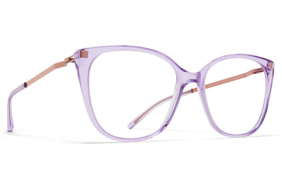 MYKITA - Osha Eyeglasses Lavender Water/Purple Bronze