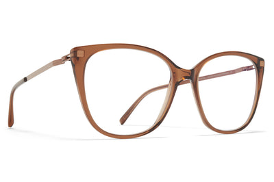 MYKITA - Osha Eyeglasses Topaz/Shiny Copper