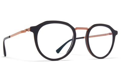MYKITA - Paulson Eyeglasses Shiny Copper/Black