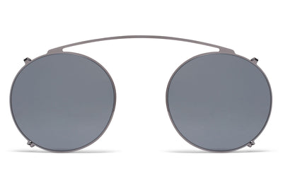 MYKITA - Tomkin Clip On Shades Shiny Graphite