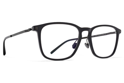 MYKITA Eyewear - Tuktu with Nose Pads Black/Black