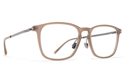 MYKITA Eyewear - Tuktu with Nose Pads Taupe/Shiny Graphite