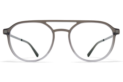 MYKITA - Tulok Eyeglasses Grey Gradient/Shiny Graphite