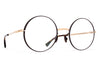 MYKITA Eyewear - Vilde Champagne Gold/Dark Brown
