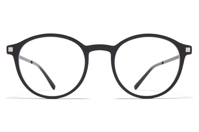 MYKITA - Yaska Eyeglasses Black/Silver/Shiny Black
