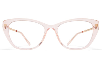 MYKITA - Ygritte Eyeglasses Rose Water/Champagne Gold