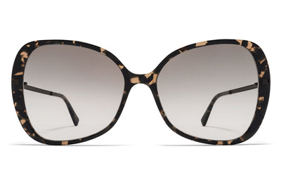 MYKITA - Apaay Sunglasses Antigua/Black with Original Grey Gradient Lenses