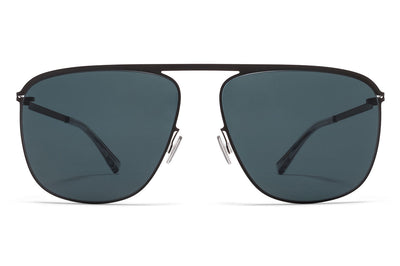 MYKITA - Brian Sunglasses Black with MY+ Black Polarized Lenses