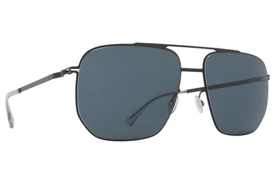 MYKITA - Lillesol Sunglasses Black with MY+ Black Polarized Lenses