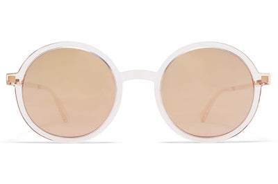 MYKITA - Tolco Sunglasses Rose Water/Champagne Gold with Champagne Gold Lenses