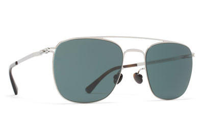 MYKITA Sunglasses - Torge Shiny Silver with MY+ Neophan Polarized Lenses