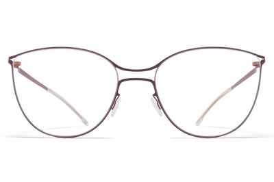 MYKITA - Bjelle Eyeglasses Purple Bronze/Plum