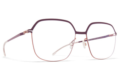 MYKITA - Finna Eyeglasses Purple Bronze/Plum