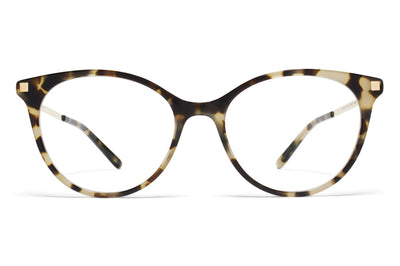 MYKITA - Nanook Eyeglasses Chocolate Chips/Glossy Gold