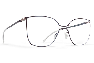 MYKITA - Rikke Eyeglasses Purple Bronze/Plum