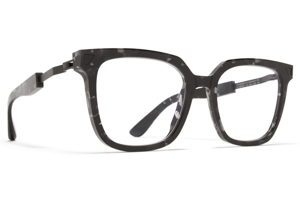 MYKITA + Maison Margiela - MMRAW009 Sunglasses Raw Black Havana/Black