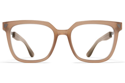 MYKITA + Maison Margiela - MMRAW009 Sunglasses Raw Taupe/Shiny Graphite