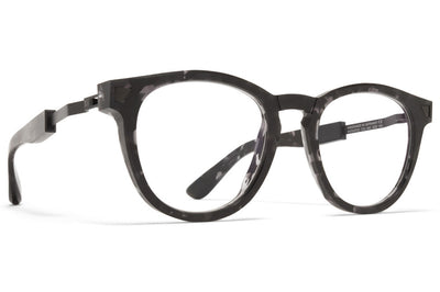 MYKITA + Maison Margiela - MMRAW010 Sunglasses Raw Black Havana/Black