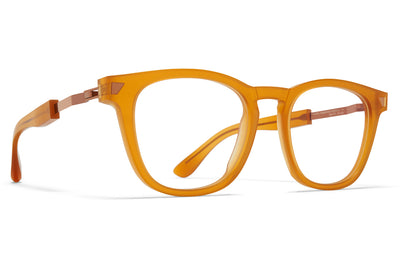MYKITA + Maison Margiela - MMRAW012 Eyeglasses Raw Amber/Shiny CopperMYKITA + Maison Margiela - MMRAW010 Eyeglasses Raw Amber/Shiny Copper
