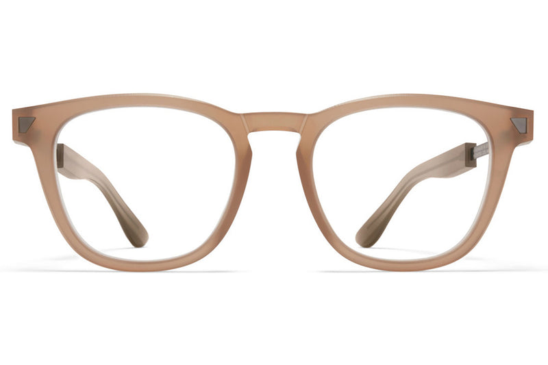 MYKITA + Maison Margiela - MMRAW012 Sunglasses Raw Taupe/Shiny Graphite