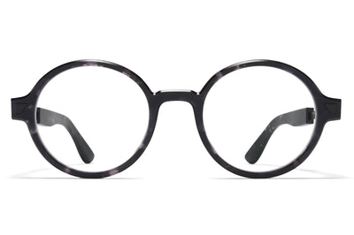 MYKITA + Maison Margiela - MMRAW018 Eyeglasses Raw Black Havana/Black