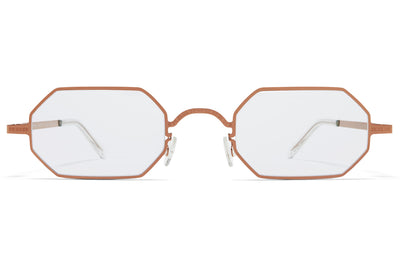 MYKITA + Maison Margiela - MMCRAFT004 Sunglasses Shiny Copper with Gloomy Grey