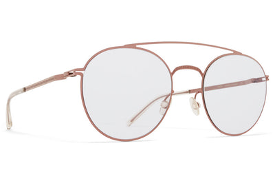 MYKITA + Maison Margiela - MMCRAFT007 Sunglasses Purple Bronze, Gloomy Grey