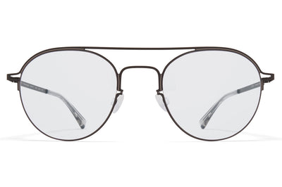 MYKITA + Maison Margiela - MMCRAFT015 Sunglasses Black/Sand with Gloomy Grey Lenses