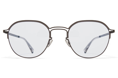 MYKITA + Maison Margiela - MMCRAFT016 Sunglasses Black/Sand with Gloomy Grey Lenses