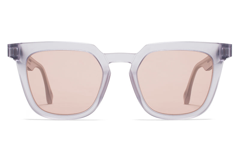MYKITA + Maison Margiela - MMRAW008 Stone Water with Nude Solid Lenses