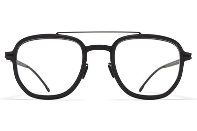 MYKITA Mylon - Alder Eyeglasses MH6 - Pitch Black/Black