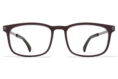 MYKITA - Elm Eyeglasses MH25 - Ebony Brown/Shiny Graphite